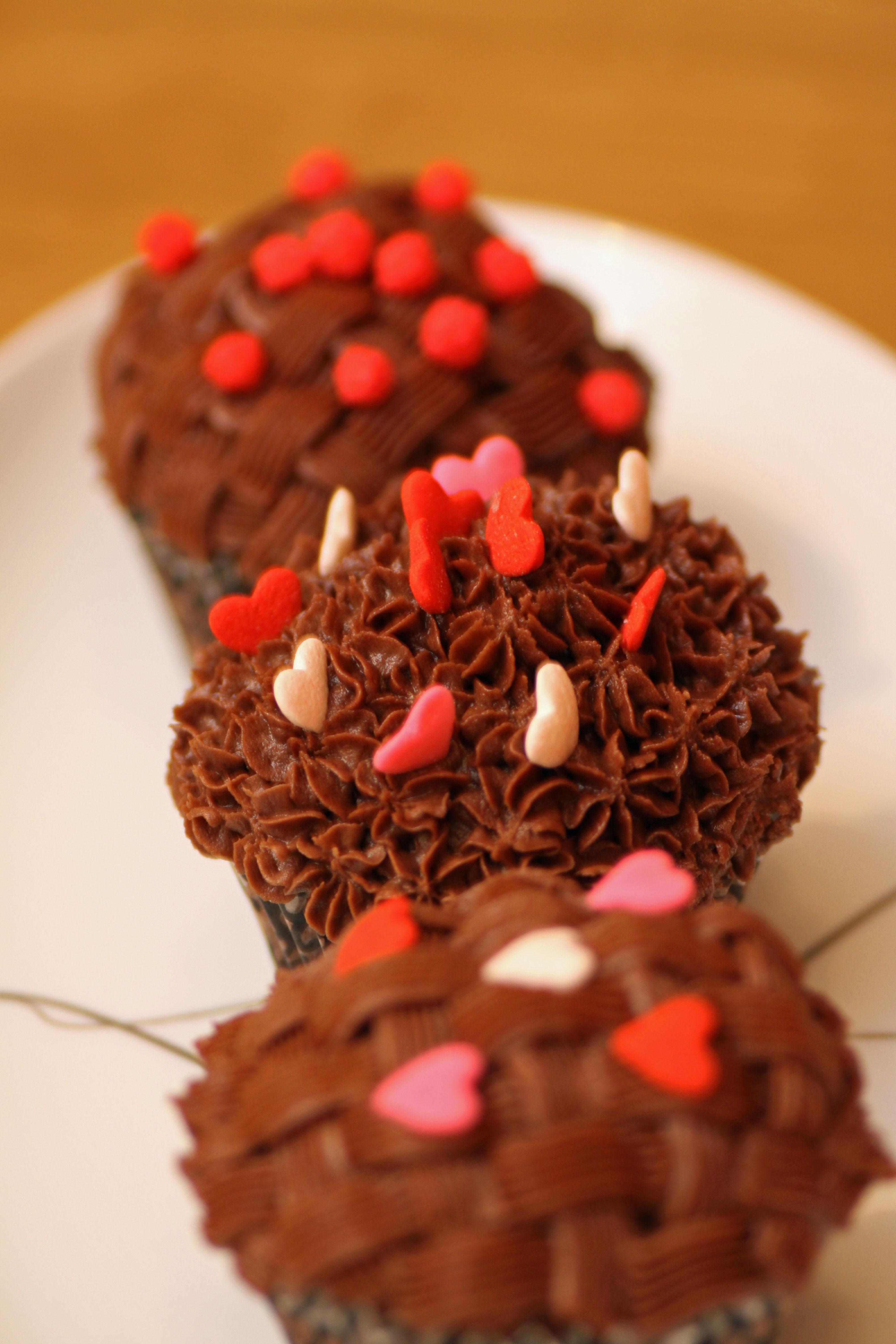 cupcake-sjokolade