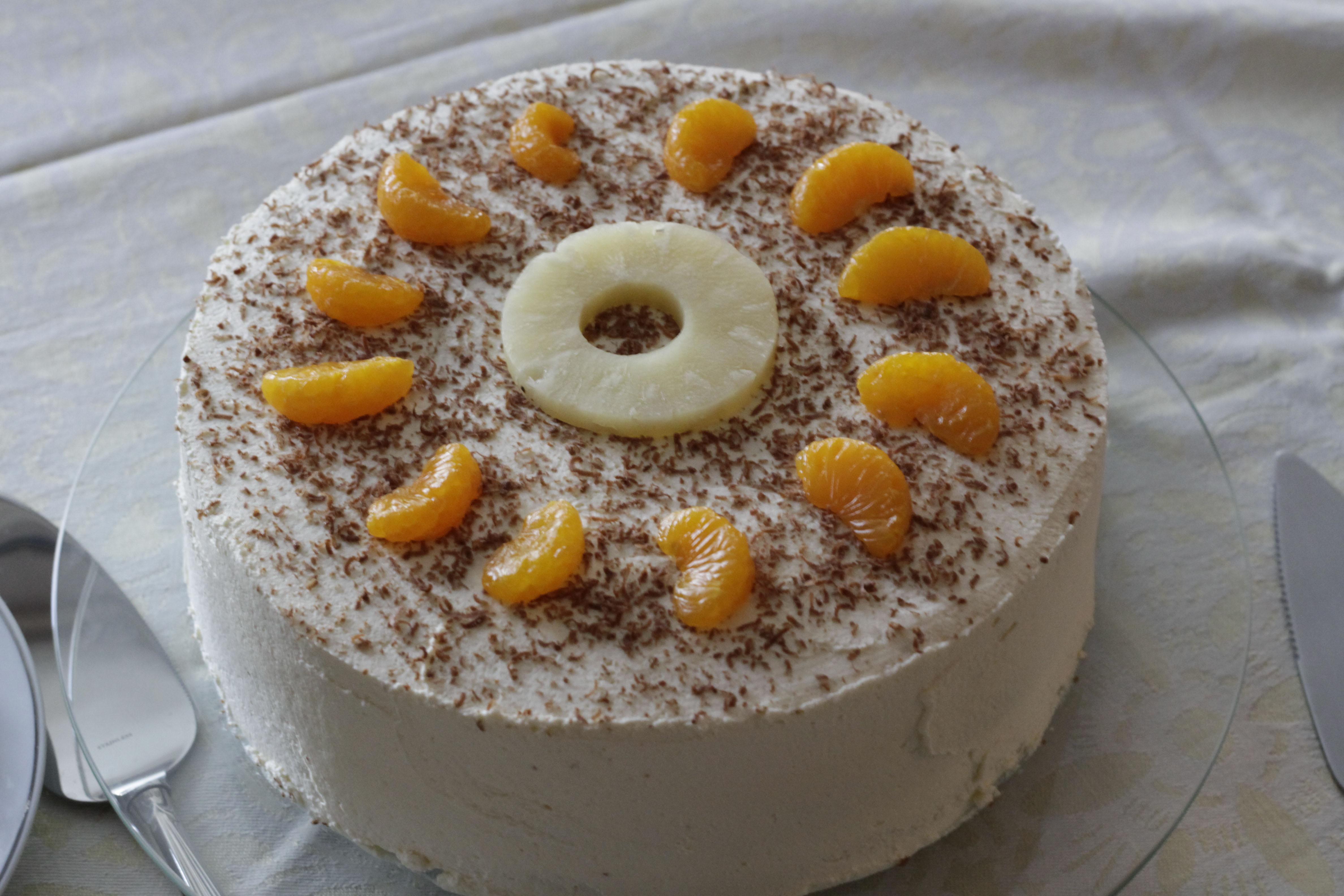 ananas-kake