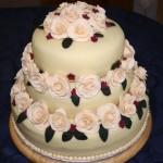 Stablekake bryllup