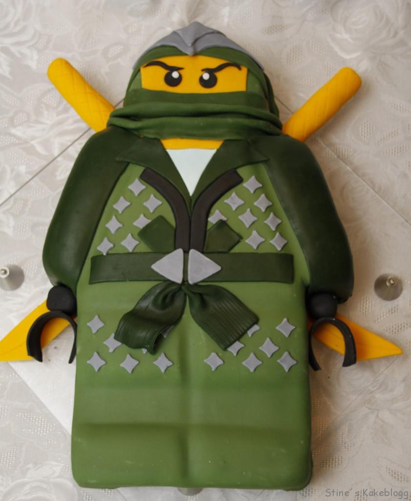 Lego Ninjago Henrik